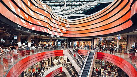 Loom Bielefeld Das Shopping Erlebnis